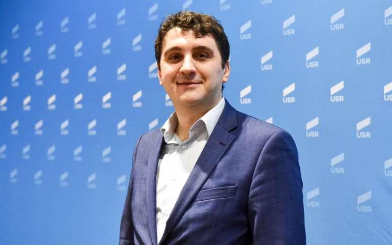 Adrian Claudiu Prisnel Candidatul USR pentru Primăria Craiovei