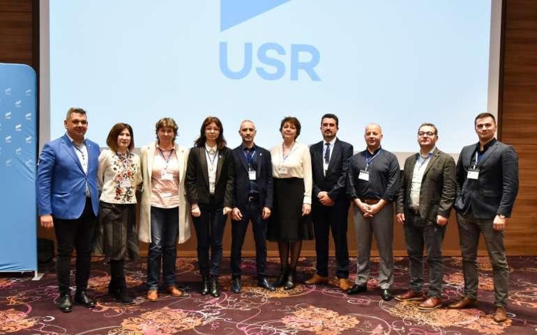 Echipa USR pentru Consiliul Județean Dolj