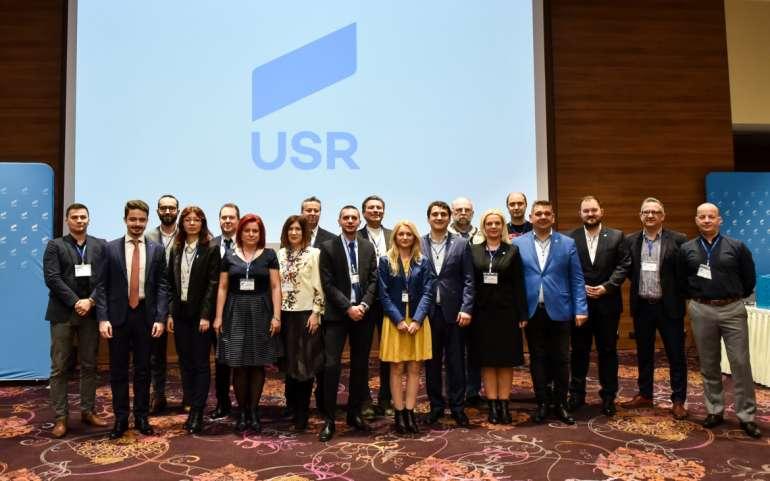 Echipa USR pentru Consiliul Local Craiova